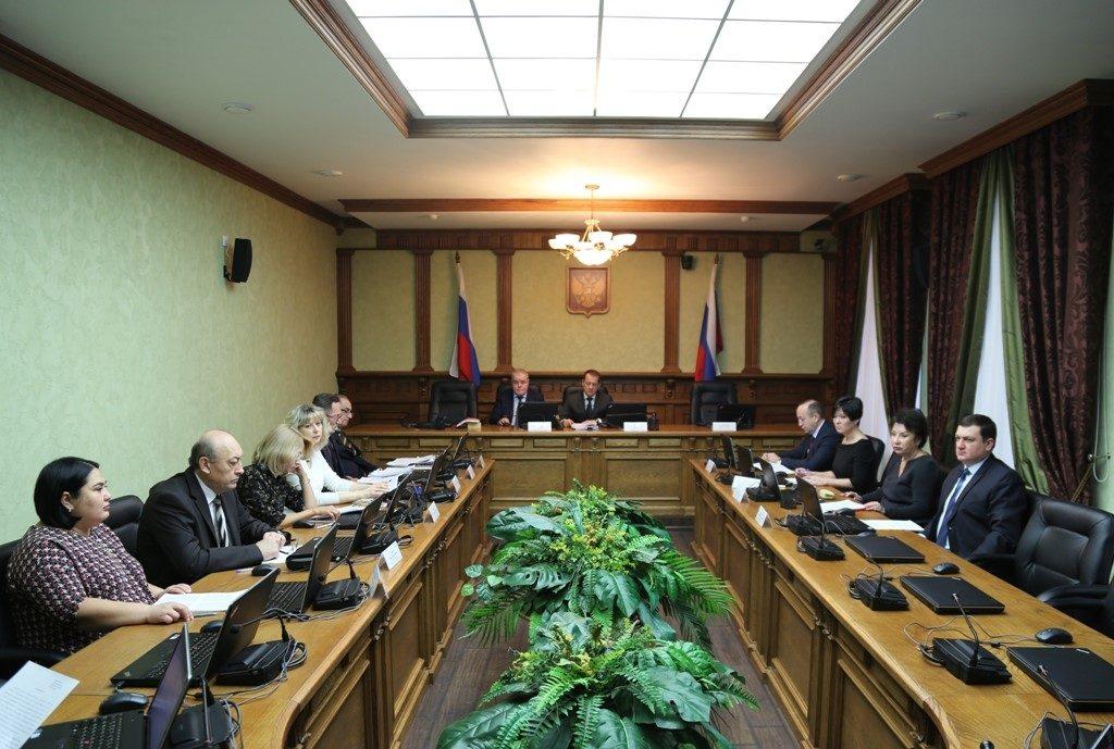заседание арбитражного суда