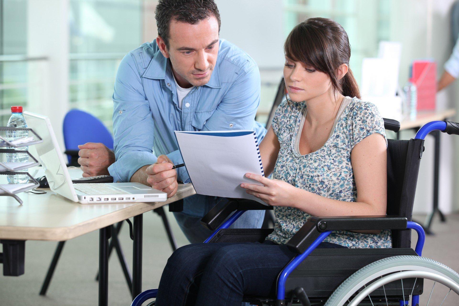 Пенсия и льготы инвалидам 2 группы