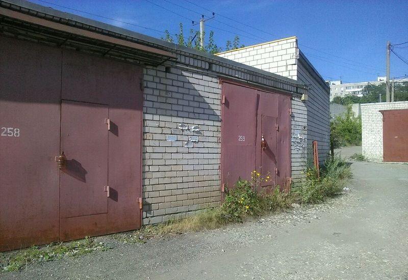 Коллективный гараж