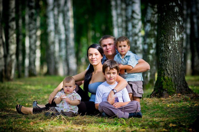 Дополнительные выходные многодетной семье