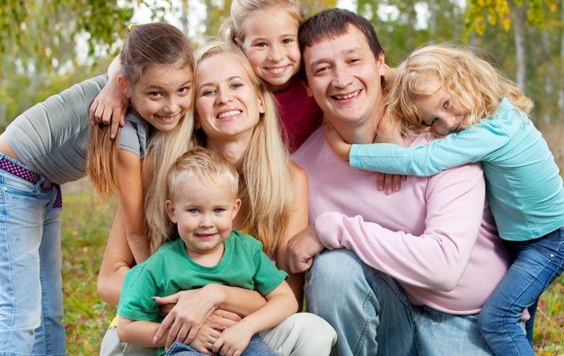 Отпуск многодетным родителям: ТК РФ