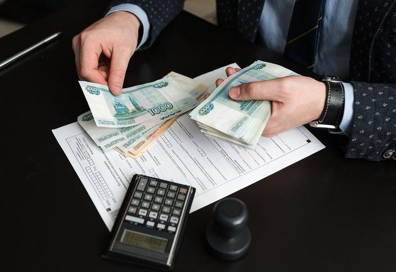 Уплата налога с дарственной