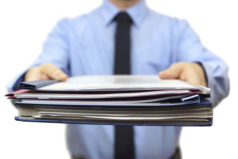 Хранение документов при перезачете