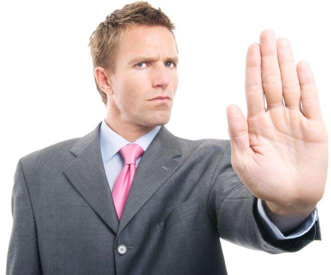 Отказ от выполнения требований в претензии