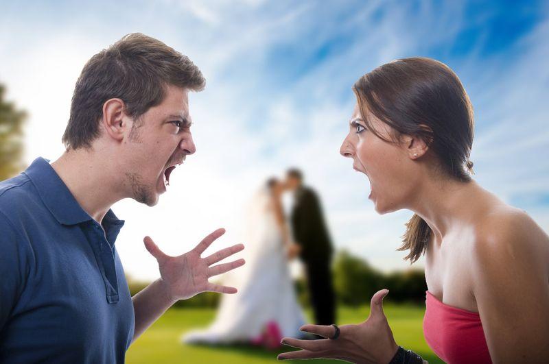 Развод в семье с двумя детьми