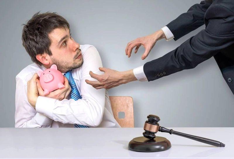 Торги при объявлении банкротства