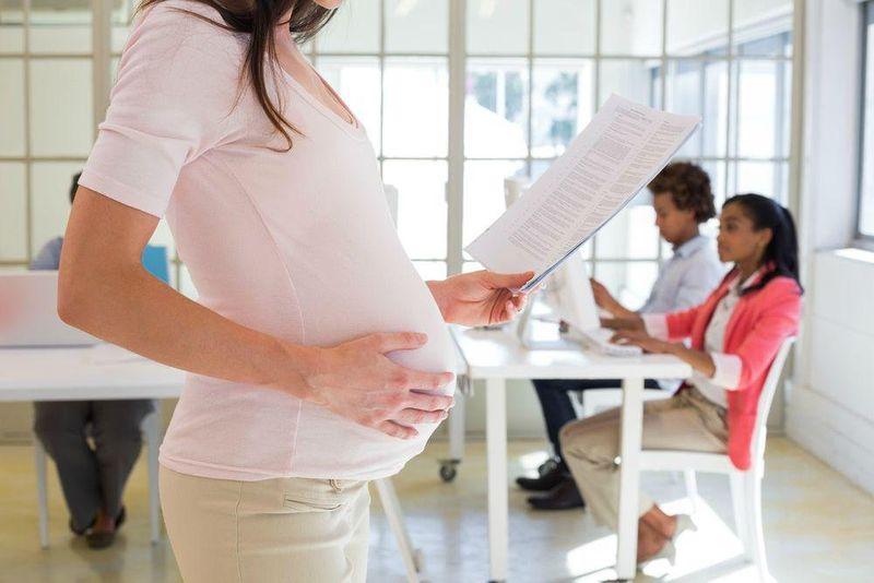 Пакет документов для оформления отпуска по беременности