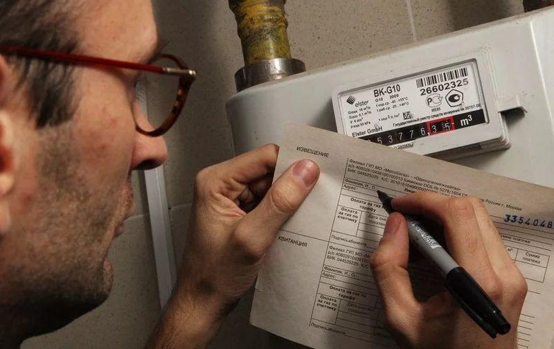 Расчет платежей за электричество