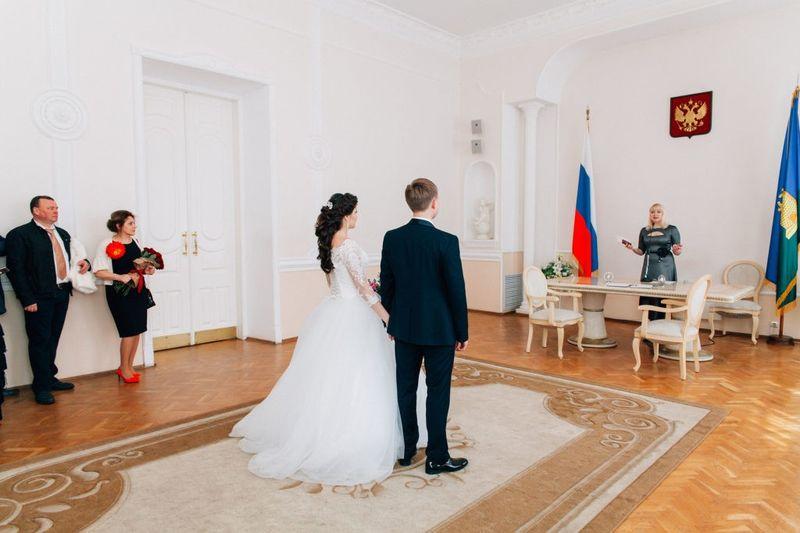 Место заключения брака