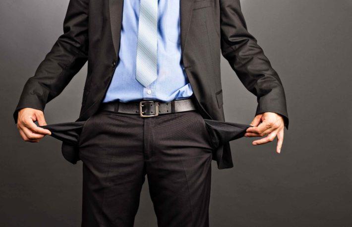 Порядок действий при отсутствии у должника средств
