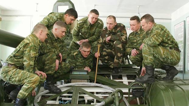 Академотпуск при призыве в армию