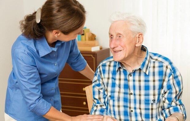 Опека над пожилыми людьми